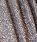 PKL Studio Upholstery Décor Fabric-All Angles Cinder