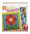 Simply Needlepoint Kit-Flower