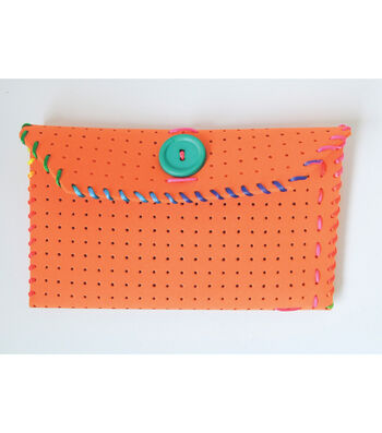 Stitched Foam Wallet Kit with Pockets