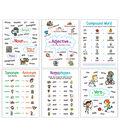 Scholastic Language Arts (6-Chart Set): Anchor Chart
