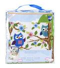 Vervaco Cross Stitch Kit-Owl Talk Rug