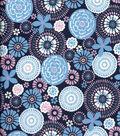 Quilter\u0027s Showcase Cotton Fabric 44\u0022-Medallion