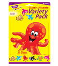 Sea Buddies Classic Accents Variety Pack, 36 Per Pack, 6 Packs