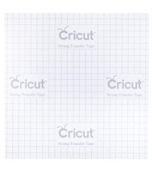 Cricut 12''x48'' StrongGrip Transfer Tape