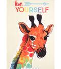 No Sew Fleece Throw 48\u0022-Be Yourself