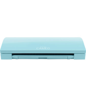 Silhouette Cameo 3 Electronic Cutter-Light Blue