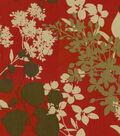Solarium Outdoor Fabric 54\u0022-Montfleuri Sangria