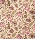 Home Decor 8\u0022x8\u0022 Fabric Swatch-Jaclyn Smith Garrison Hydrangea