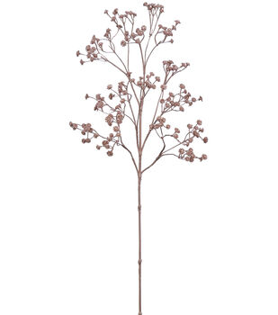 Bloom Room 26'' Baby's Breath Spray-Rose Gold