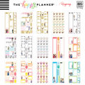 The Happy Planner x Rongrong Value Pack Stickers-Everyday