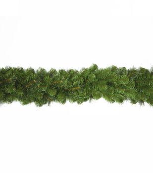 Handmade Holiday Christmas 9' Cashmere Pine Garland