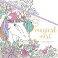 KaiserColour Perfect Bound Coloring Book 9.75\u0022X9.75\u0022-Magical Mist