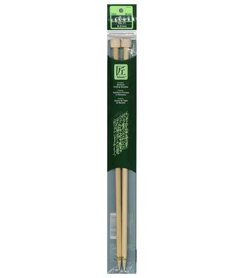 "Clover Takumi Bamboo Knit Needle-Single Pt. 13""-Size 11"