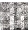 Dazzling  Resin Jewel Self Adhesive Sheet-Gunmetal