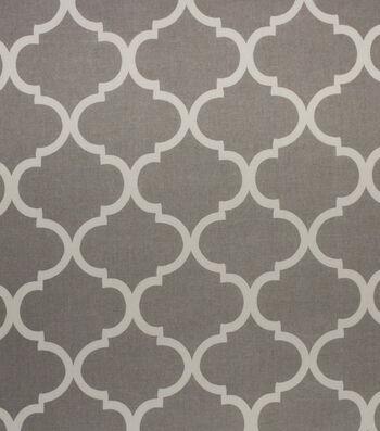 Home Decor Multi-Purpose Decor Decor Fabric - Bishop Grey