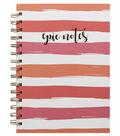 Park Lane 6.25\u0027\u0027x8\u0027\u0027 Journal-Epic Notes on Stripes