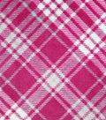 Sew Lush Fabric 58\u0027\u0027-Blush Plaid