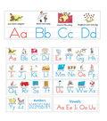 Eureka Dr. Seuss Manuscript Alphabet Set, 2 Sets