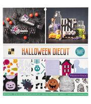 "Park Lane 12""x12"" Paper Stack-Halloween, , hi-res"