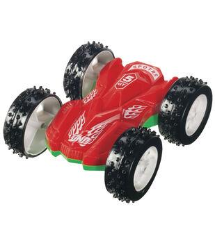 Toysmith 4.5'' Double-sided Flip Car
