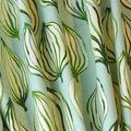 Waverly Upholstery Decor Fabric-Tropical Leaf Verte
