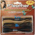 P\u0027leather Cord Variety Pack-Black/Brown/Beige