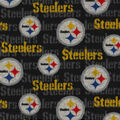 Pittsburgh Steelers Sweater Fleece Fabric