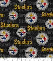 Pittsburgh Steelers Sweater Fleece Fabric, , hi-res