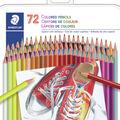 Staedtler Colored Pencils 72/Pkg