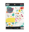 Illustrated Faith Clear Cuts Pad-Bright and Brave