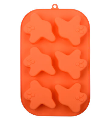 Halloween Silicone Treat Mold-Ghosts