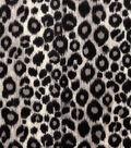 Waverly Upholstery 8x8 Fabric Swatch-Cat\u0027s Meow/Zinc