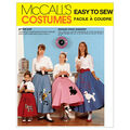 McCall\u0027s Mother & Daughter Costumes-M6101