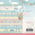 Find It Trading Yvonne Creations Paper Pack 6\u0022X6\u0022 23/Pkg-Welcome Baby