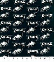 Philadelphia Eagles Cotton Fabric -Logo, , hi-res