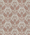 Eaton Square Lightweight Decor Fabric 54\u0022-Mango/Berry