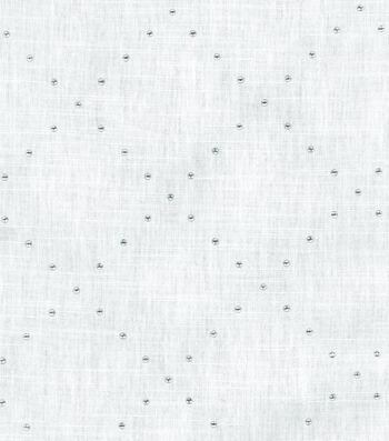 "Kelly Ripa Solid Fabric 54""-Star Quality Snow"