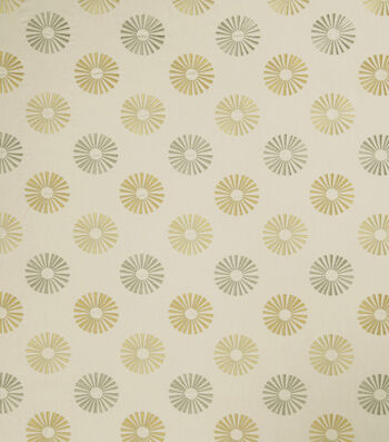 "Jaclyn Smith Lightweight Decor Fabric 53""-Angie/Lemon Zest"