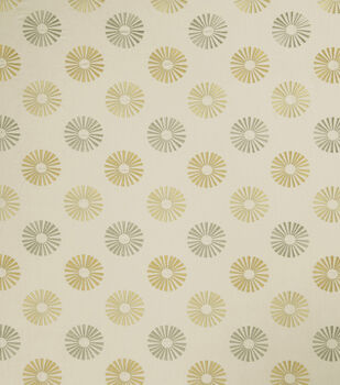 "Jaclyn Smith Lightweight Decor Fabric 53""-Angie/Lemon Zest"