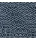 Home Decor 8\u0022x8\u0022 Fabric Swatch-Strie Ikat / Ultramarine