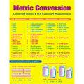Carson-Dellosa Metric Conversion Chart 6pk