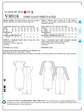 Mccall Pattern V8918 6-8-10-12--Vogue Pattern
