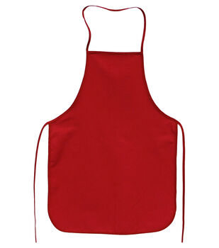 Adult Apron-Red