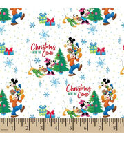 Disney Christmas Cotton-Here We Come, , hi-res