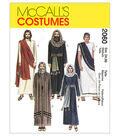 McCall\u0027s Pattern M2060 Adult Passion Play Costumes