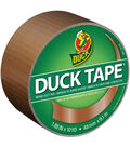 Duck Tape 1.88\u0022x10yd-Bronze
