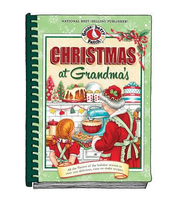 Christmas At Grandma's Recipe Book