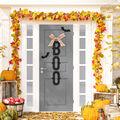 Maker\u0027s Halloween Door Décor Kit-Boos & Bats