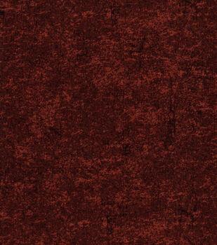 Keepsake Calico Cotton Fabric -Brown Distressed