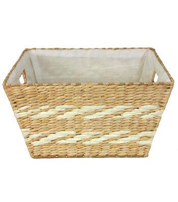 Organizing Essentials Large Rush Storage Basket